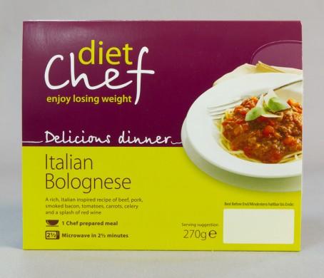 DietChefBolognese